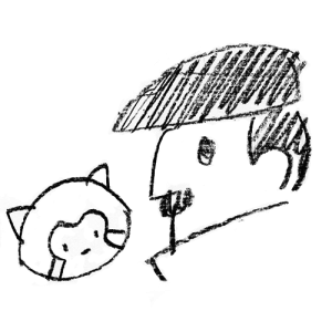 hush inc face illustration 株式会社ハッシュ 代表取締役 橋爪祐二の顔イラスト